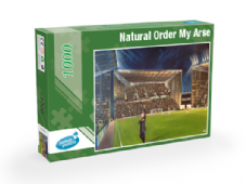 Hibs - Natural Order My Arse 1000 Piece Jigsaw
